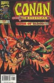 Conan The Barbarian: River Of Blood